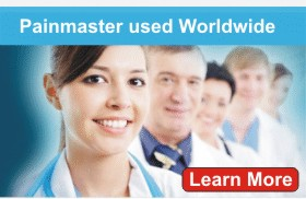 Painmaster is used worldwide